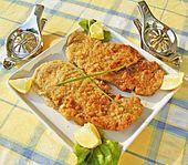 Rezept: Original Wiener Schnitzel mit Petersilienkartoffeln