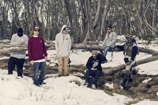 """Third Chapter """"A League Of Our Own""""  #thirdchapter #3rdchapter #3C #snow #streetwear #clothing #homies"""