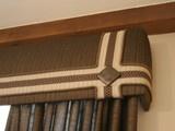 Textured Belgian Linen Drapery - mediterranean - curtains - - by Restoration Hardware