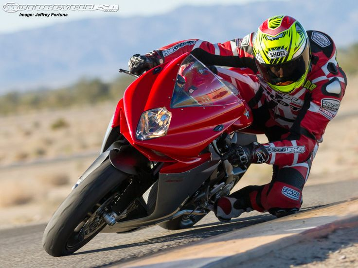 Motorcycle USA names the MV Agusta F3 800 Best Sportbike of 2014!