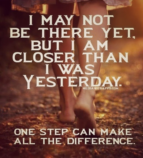 25+ Best Baby Steps Quotes On Pinterest