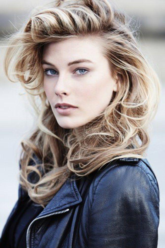 aux blondes cendr de david automne coupe ultra coiffures fminines coupe coiffure coiffure hiver inspiration coiffures cheveux blonds - Coloration Blond Cendr Sur Brune