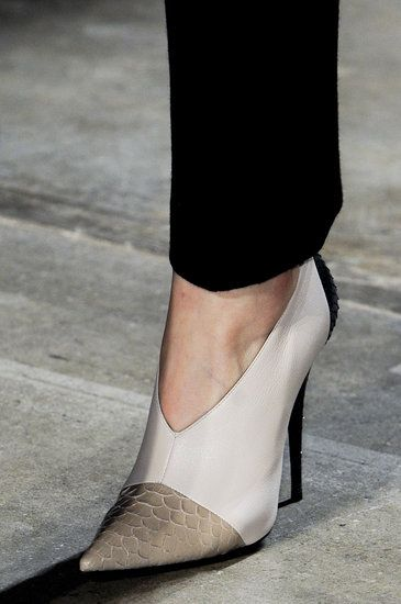 Best Shoes at New York Fashion Week Fall 2013 narciso rodriguez