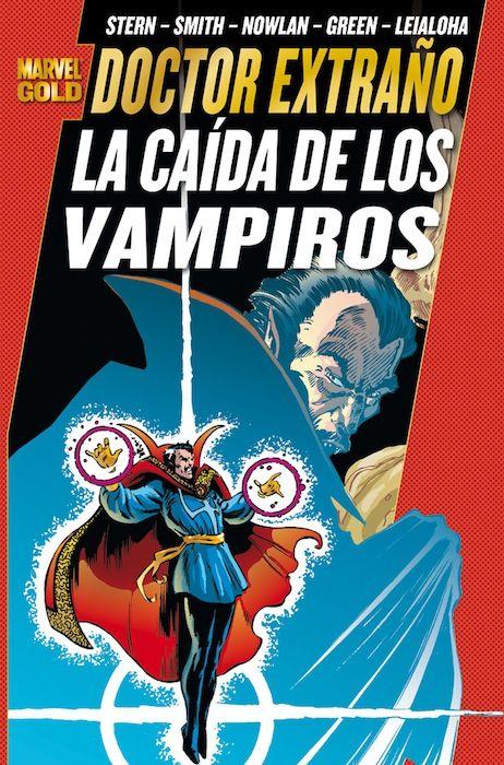 Marvel Gold: Doctor Extraño - La Caída de los Vampiros - Panini