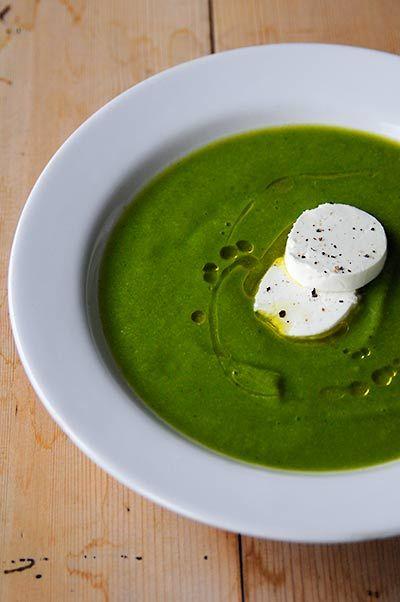 Rezept mit Bild für Brokkolisuppe - foolforfood.de