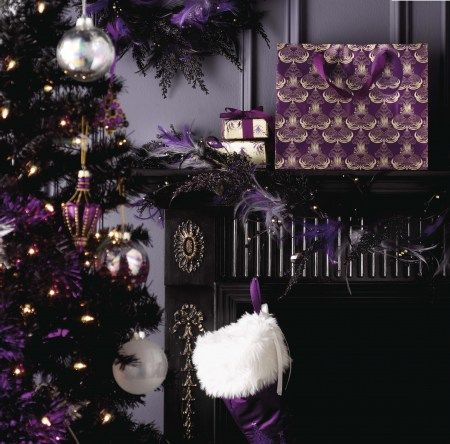 206 best Goth Christmas images on Pinterest | Black christmas ...