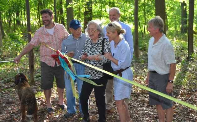 Chester County family honors son with gift of land