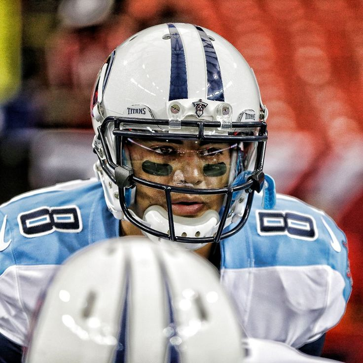 Quarterback Marcus Mariota, Tennessee Titans, 2nd overall pick in the 2015 NFL Draft.