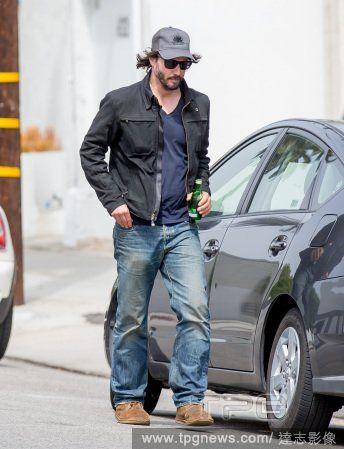 Keanu Reeves and Kim Reeves