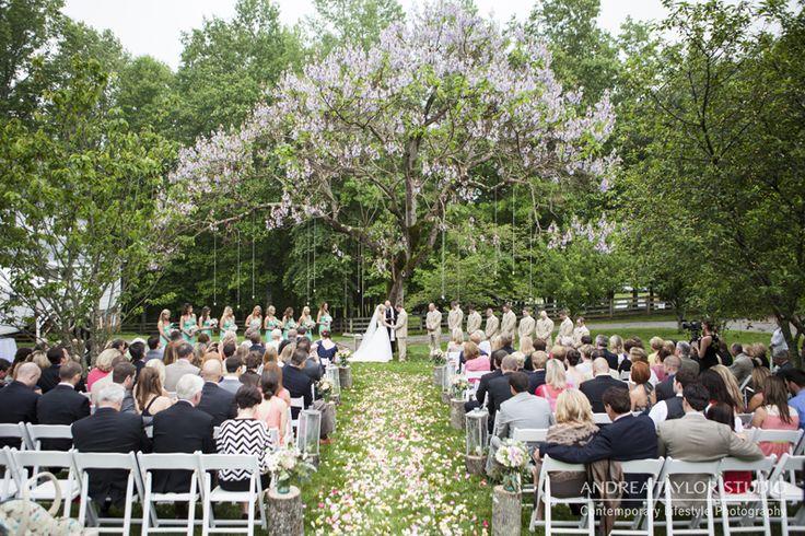 A Premier North Georgia Wedding Venue