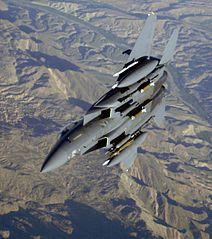 McDonnell Douglas F-15 Eagle – Wikimedia Commons