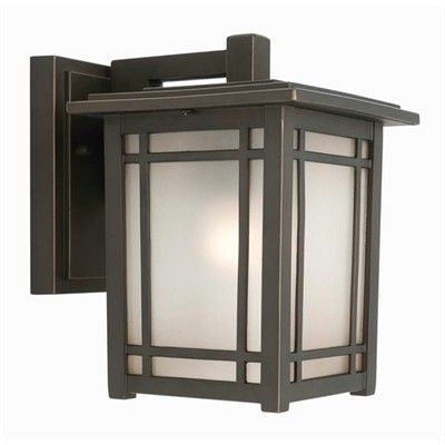 You need this Mercator - Sierra Small Exterior Light