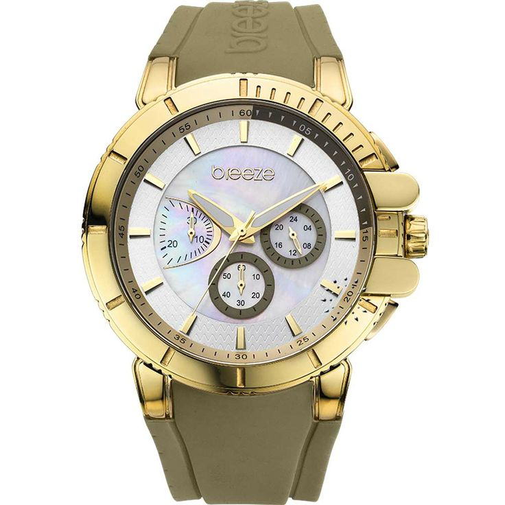 BREEZE 3D Shadow Chrono Brown Rubber Strap Μοντέλο: 110061.8 Τιμή: 165€ http://www.oroloi.gr/product_info.php?products_id=30538