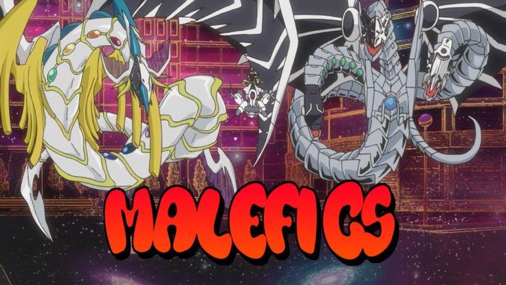 It's a malfic deck, in a malefic world, kickin' asses, it's fantastic! But like…