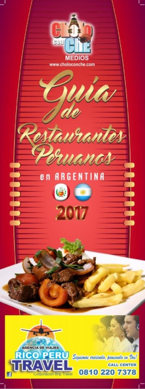 Guia de Restaurantes Peruanos 2017