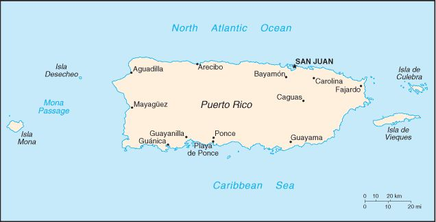 Puerto Rico To Become Epic Tax Haven For U.S. Citizens?