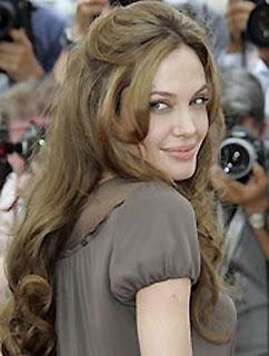 Como ter o cabelo da Angelina Jolie