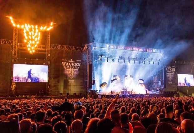 Wacken Open Air 2013: 120 Meter Subs