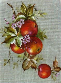 Apples on the Vine