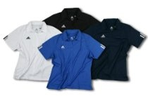 Adidas Womens Climacool One Button Polo Shirt