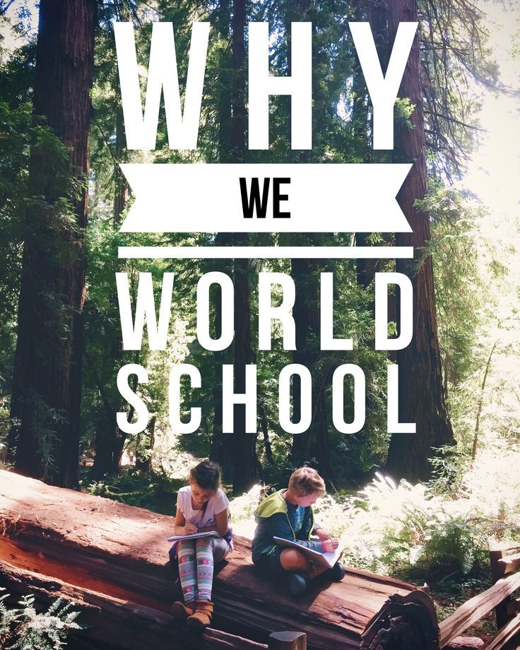 For anyone with kids, schooling is a major obstacle for full time travel.  The Wanderlust Crew has convinced me that home school / world school is possible!  Even for those who never thought they could.