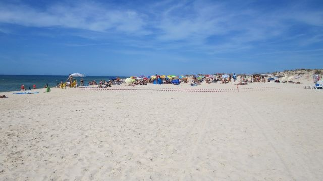 Barril Beach Tavira