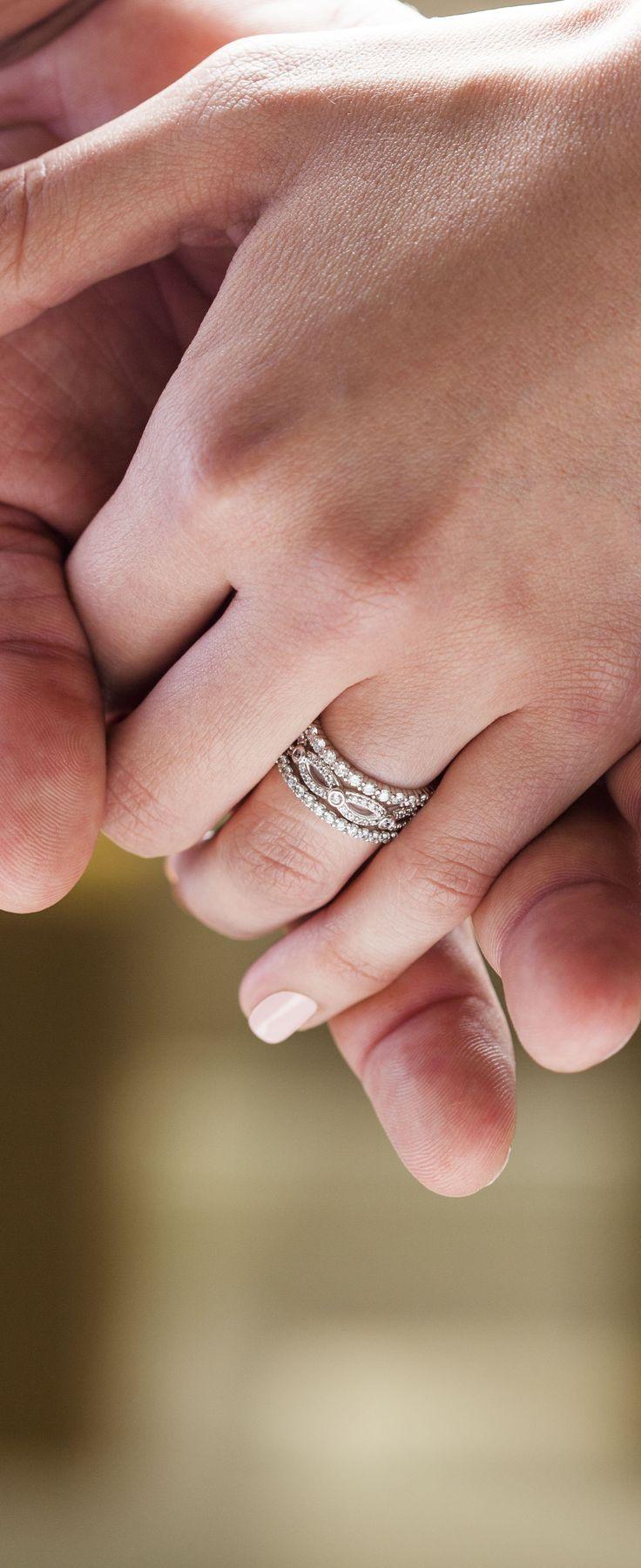 166 best Wedding Bands images on Pinterest | Wedding bands, Cobalt ...