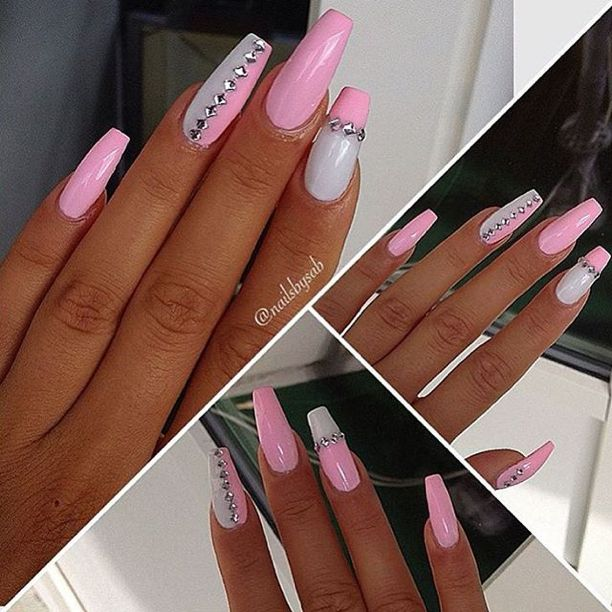 214 best gel nails designs pictures gallery images on Pinterest | Gel nails,  Nail designs pictures and Gel nail - 214 Best Gel Nails Designs Pictures Gallery Images On Pinterest