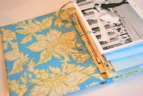 Książka z kartek ślubnych ‹ Magnolia Weddings