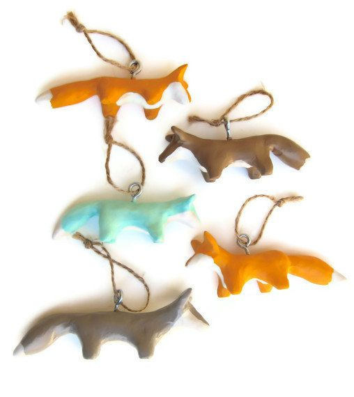 48 best Ornaments images on Pinterest | Foxes, Ornament and ...