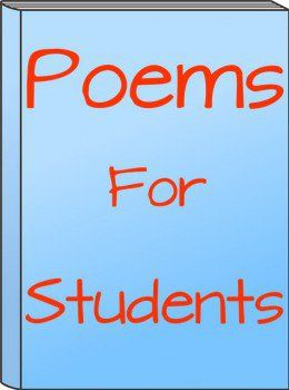 A selection of understandable and well known poems for students.