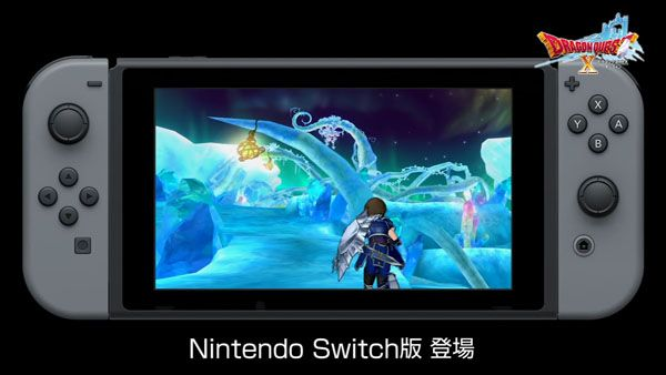 Dragon Quest X for Switch launches this fall in Japan