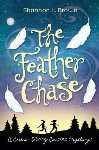 11 best childrensmiddle grade books by christian indie authors the feather chase crime solving cousins mysteries book 1 by shannon l fandeluxe Choice Image