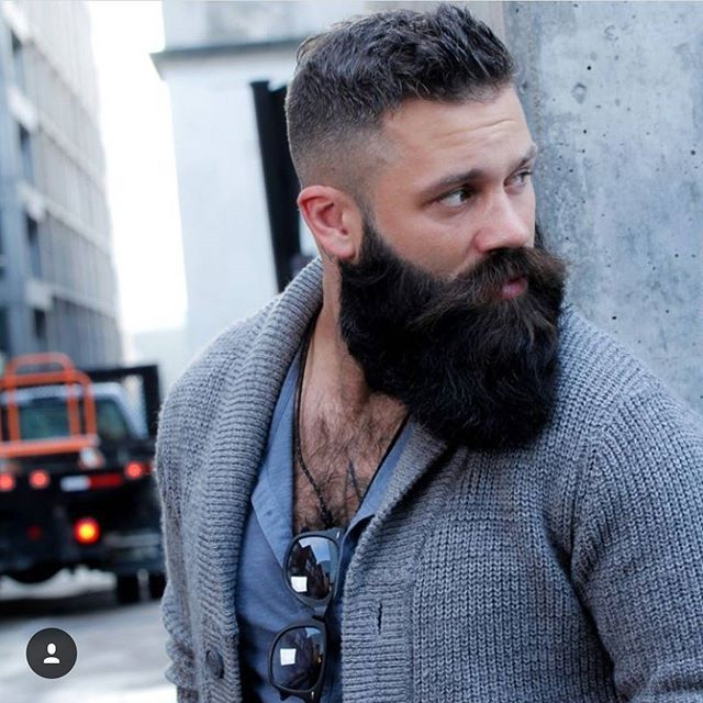 Life is inherently risky. There is only one big risk you should avoid at all costs, and that is the risk of doing nothing. Click link at bio @beardsaresexy to be featured.™ Check out our Apparel @Beardsaresexyshop™ www.beardsaresexy.com #beardsaresexy#beard#beards Model: @bumanchu47