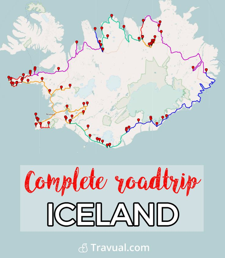 Planning your Iceland road trip? Download your free Road Book Iceland. A complete itinerary. http://www.freetravelguideiceland.com/