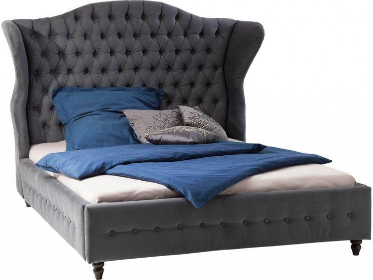 Łóżko City Spirit I szer. 160cmx220cm — Łóżka — KARE® Design
