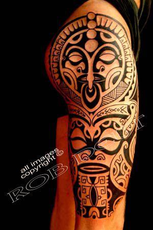 MuchisimosTattoos (Polinesios, Maoris, Kiri-Tuhi, etc) - Taringa!