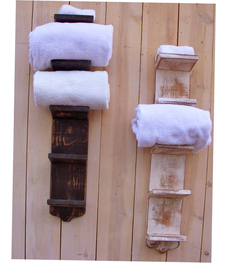 Creative Idea For Small Bathroom Towel Rack Ideas New And