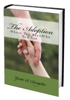 The Adoption Book paperback $8.00 or eBook $.99