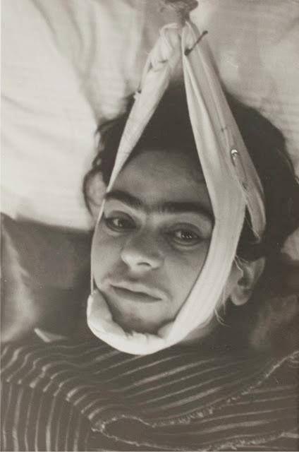 A pesar de su infortunio con la salud, Frida siempre tuvo mucho valor para salir de sus dificultades y para demostrarle al mundo su talento.