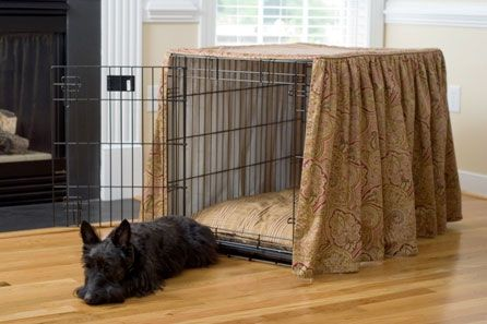 1000 Ideas About Dog Kennel Cover On Pinterest Dog