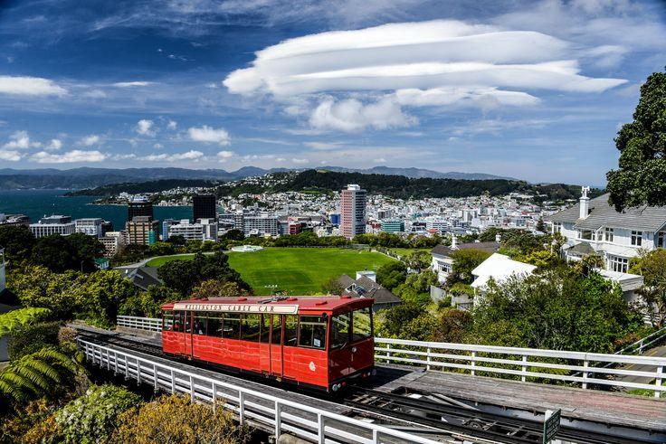 Wellington, Új-Zéland