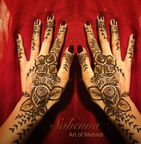 59 best images about henna designs on pinterest henna for Rose henna tattoo