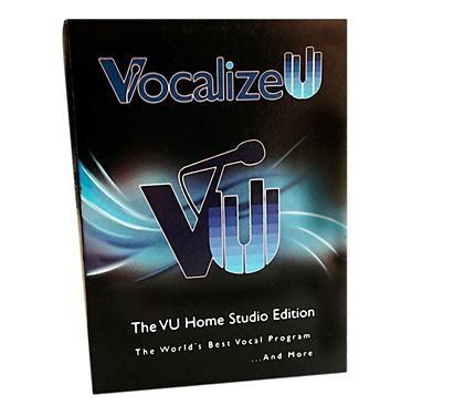 Love to sing along? Why not learn some easy vocalizing tricks. Vocalizeu Box. The best vocal training software. Free delivery. Great last minute gift idea.