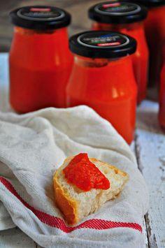 kahvaltılık göçmen sosu lütenitsa tarifi