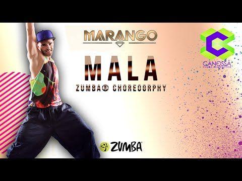 Marango Feat. Henry Mendez - Mala (Zumba® Choreography by José Canossa) - YouTube