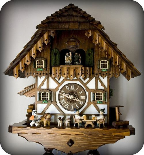 138 Best Vintage Clock 39 S Images On Pinterest Antique Clocks Antique Watches And Cuckoo Clocks