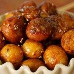 알감자조림  (braise baby potatoes)
