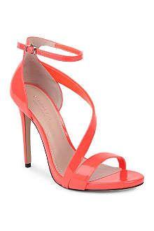 CARVELA Gosh patent sandals
