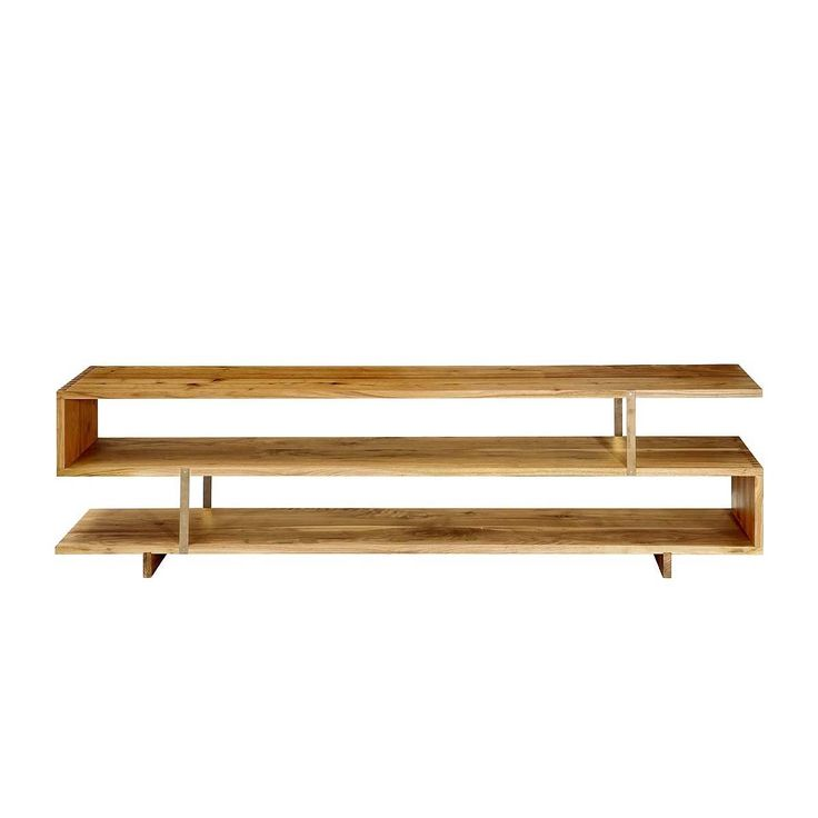 Browse Contemporary Bookshelves Online or Visit Our Showrooms To Get Inspired With The Latest Bookshelves From Organic Modernism - Boa Shelves (Oak)